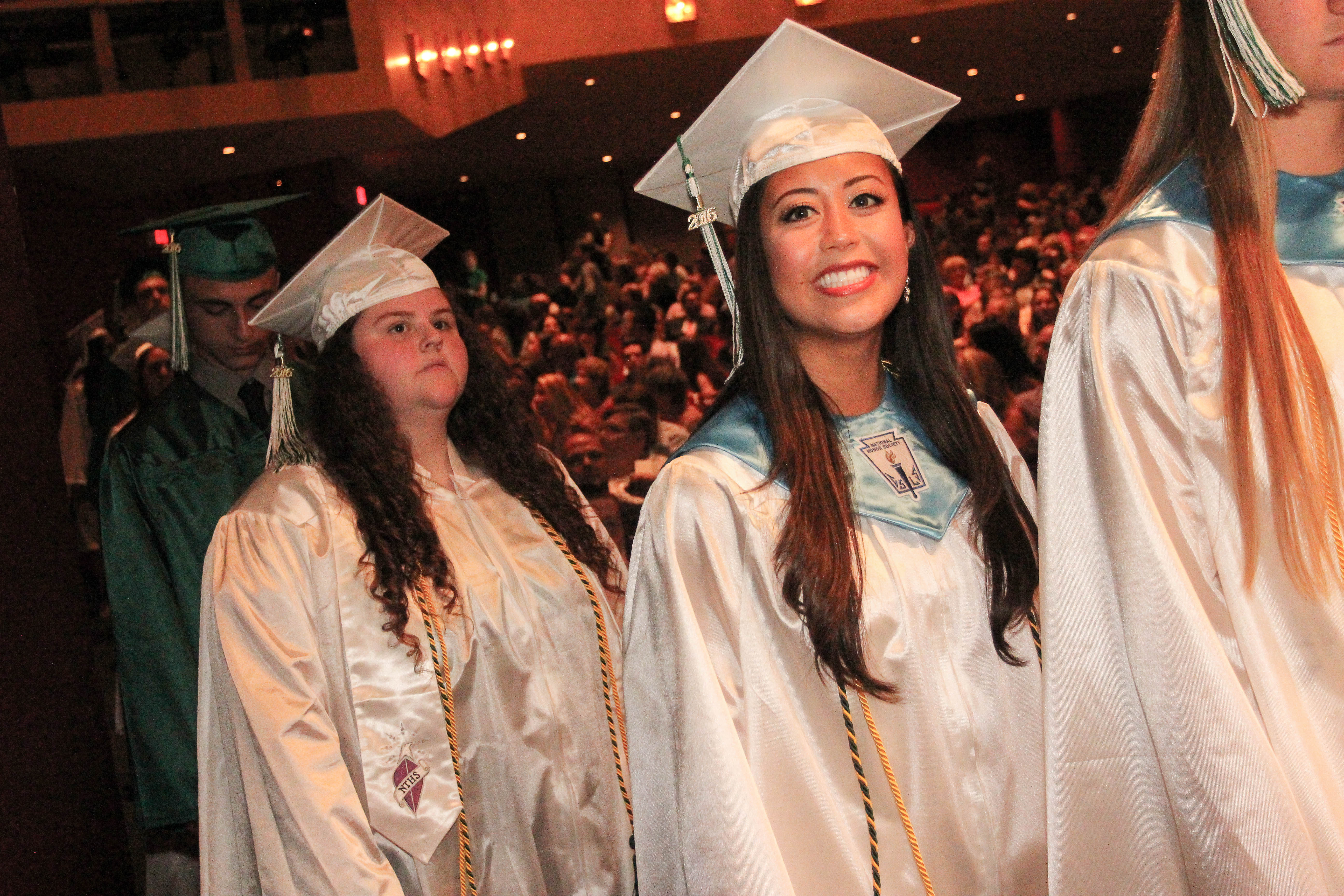 Photos Yorktown High School S Class Of 2016 Graduates