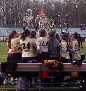 Gabby Burton's Six Goals Lead Watchung Hills Girls Lacrosse Over Somerville, photo 1