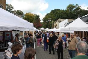 Maplewood 'Art Walk & Music Fest' Generates Big Interest, photo 5