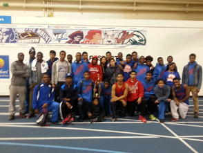 EO Campus 2014 Track Team