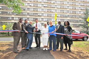 Essex County Executive Divincenzo and Orange Mayor Warren Announce Upgrades To Enhance Access To Monte Irvin Orange Park, photo 1