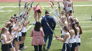 Gov. Livingston Girls Lax Celebrates Senior Day With Tough Battle Against Pope John, photo 3