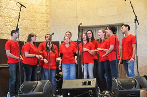 Kol Halayla to perform at Congregation Beth Israel