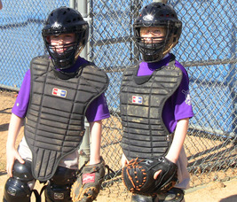 Catchers Ready