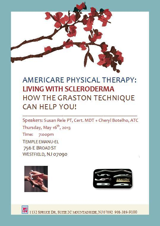 AmeriCare Physical Therapy: Living With Scleroderma
