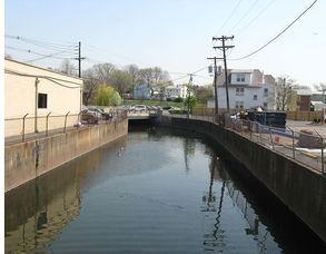Third River in Nutley