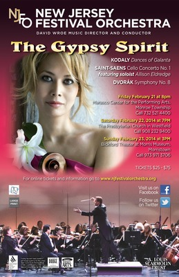 New Jersey Festival Orchestra Presents the Gypsy Spirit, photo 2
