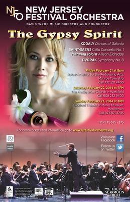 New Jersey Festival Orchestra Presents the Gypsy Spirit, photo 2