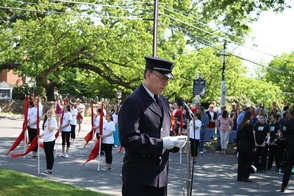 Memorial Day in Basking Ridge
