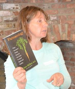 Hannelie Rheeder from Churutabis Farm