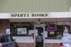 Sparta Books' Support