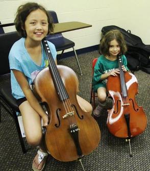 Wharton Music Center Summer Camp Open House, photo 3