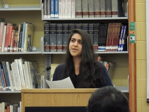 Poetry Festival at Sparta High School, photo 2