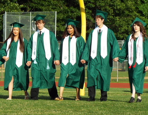 The Night They've Been Waiting For:  SPHS Class of 2014 Graduates, photo 8
