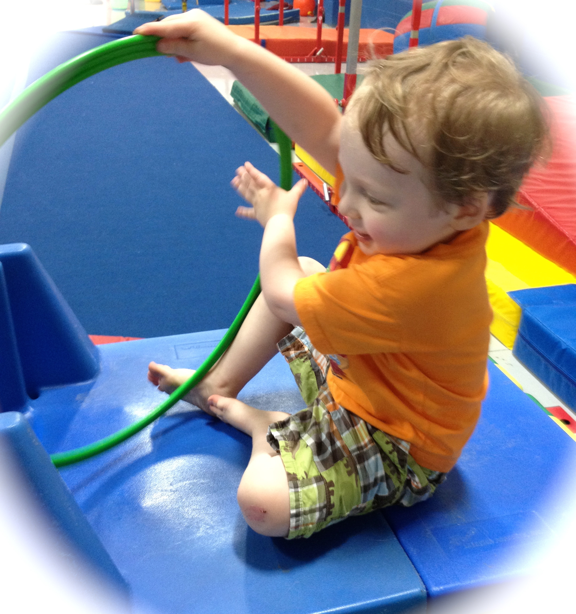 Randolph YMCA fers Classes for Children and Adults with Special