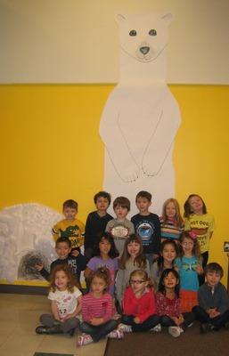 Hilltop Pre-Kindergarten class explores the arctic., photo 1