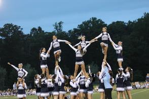 Randolph Recreation Football and Cheerleading Holds Pep Rally, photo 2