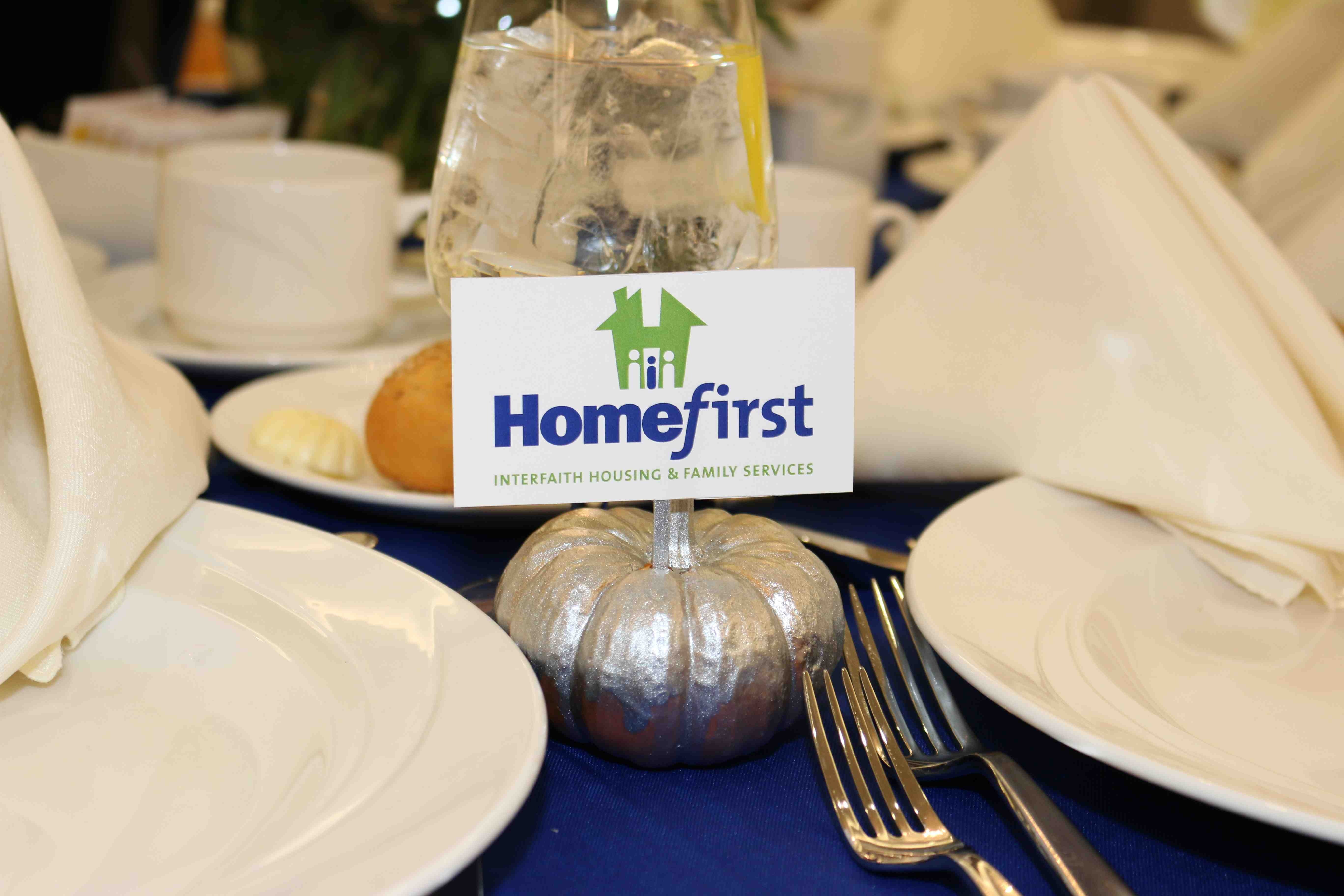 Homefirst 2nd Annual Evening of Thanks, Oct. 30