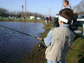 New Providence P.B.A. #132 and Recreation Hold Annual Fishing Derby, photo 11