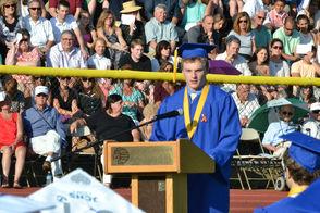 James Caldwell High School Salutatorian Looks Into the Future Post-Graduation, photo 1
