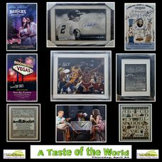Silent Auction Collectibles and More