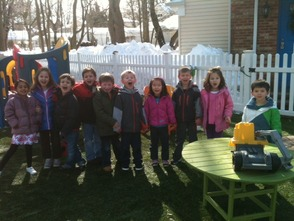 London Day School Brings Spring to its Students Despite Snow, photo 1