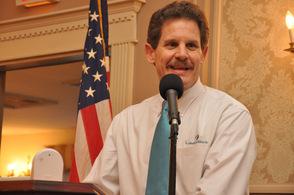 Bob Vandenbergh, CEO for Lakeland Bank.