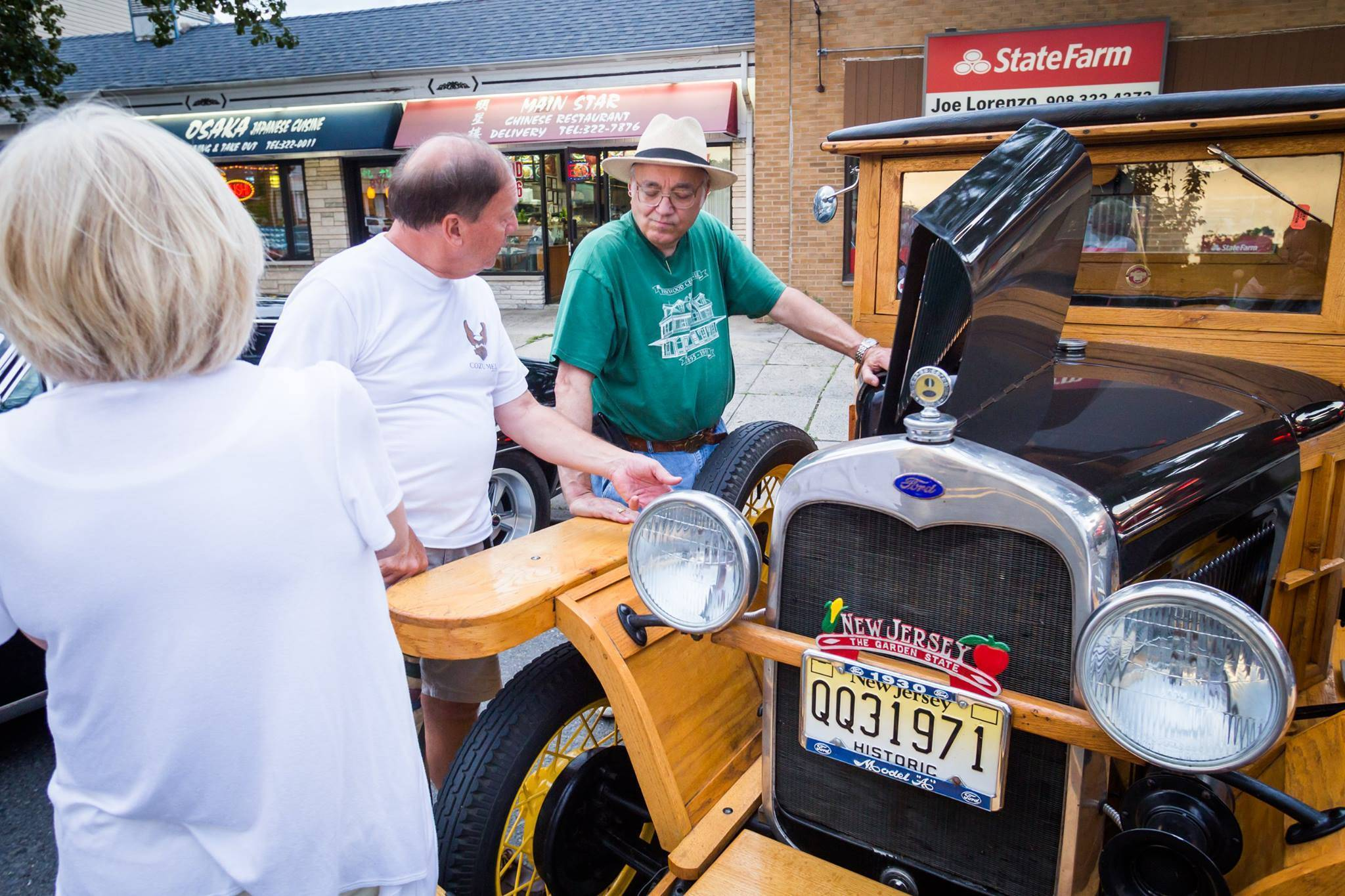 Cruisin' Car Show Features GoodWorks Band in Scotch Plains