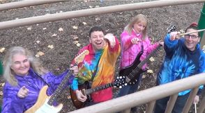 Jungle Gym Jam Releases Album with Music, Message for Kids, photo 2