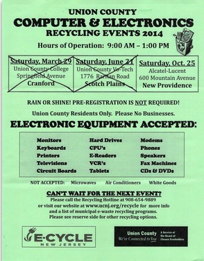 Don't Forget These Important Recycling Events, photo 3