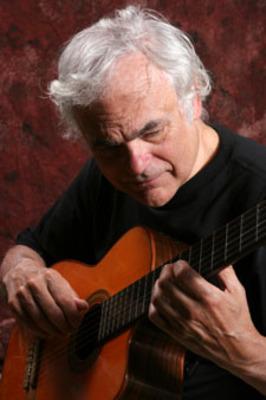 Gene Bertoncini, guitar
