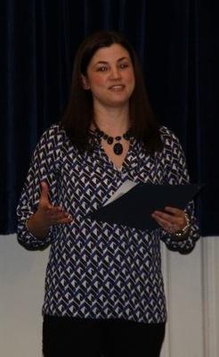 Marisa Wilson, Science Supervisor