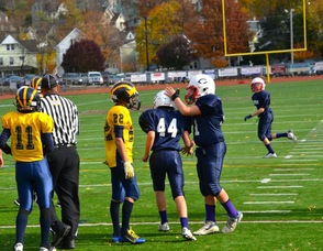 Chatham 7th-Graders Win Playoff Game Against Belleville in OT, 16-14, photo 8