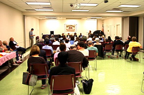 South Orange-Maplewood Board of Education Candidates Meet in Forum, photo 2
