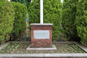 Ungerman Field monument