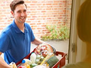 Garden of Eden free grocery deliveries b