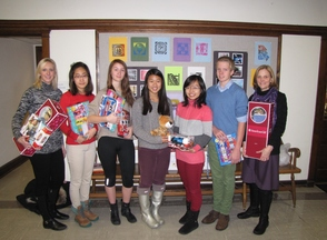Blair Academy Supports Stuff the Stocking