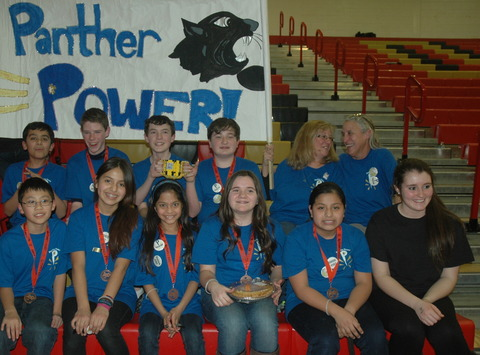 Our Lady Of Peace Robotics Team Wins State Championship