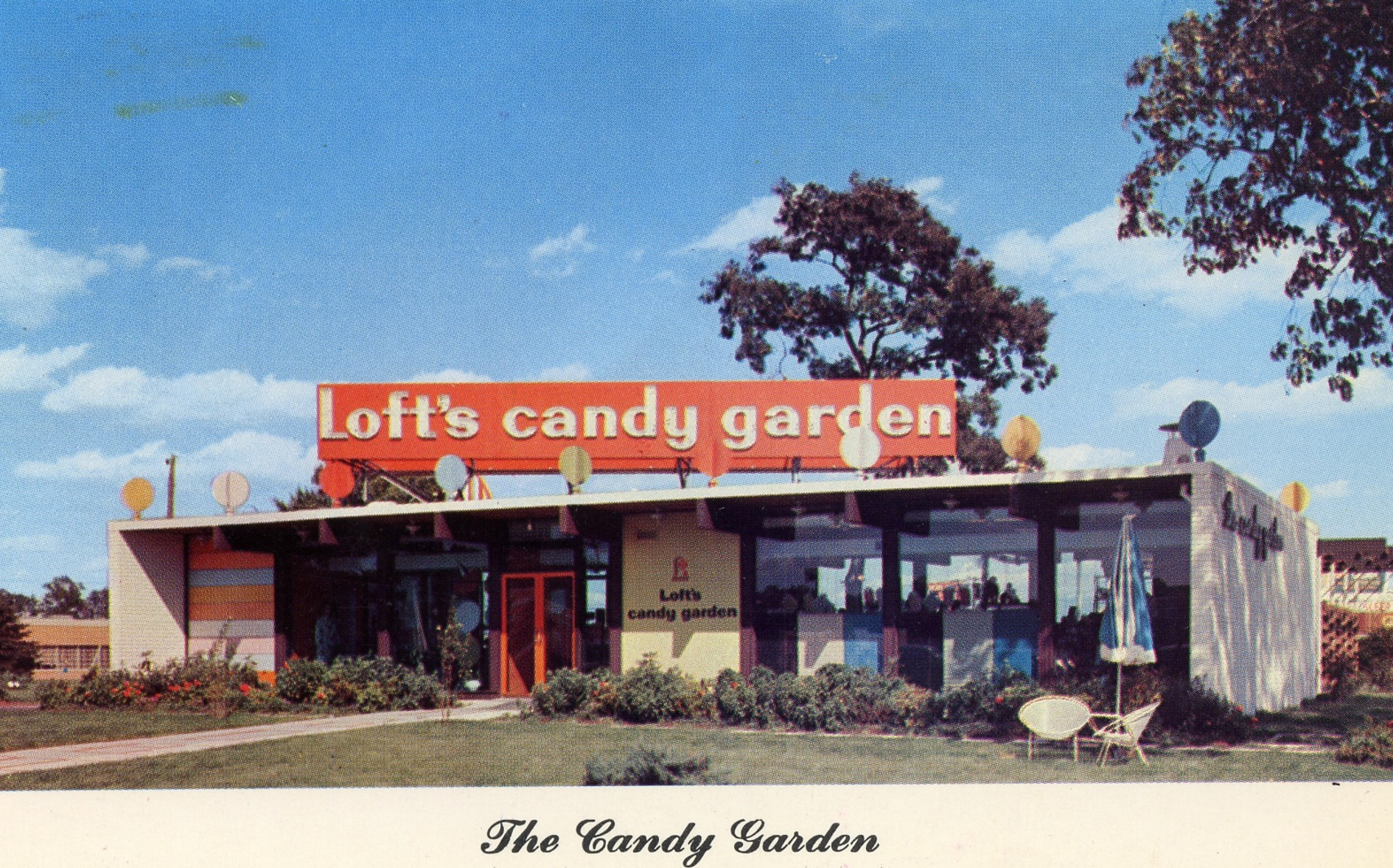 Throwback Thursday Lofts Candy Garden News TAPinto