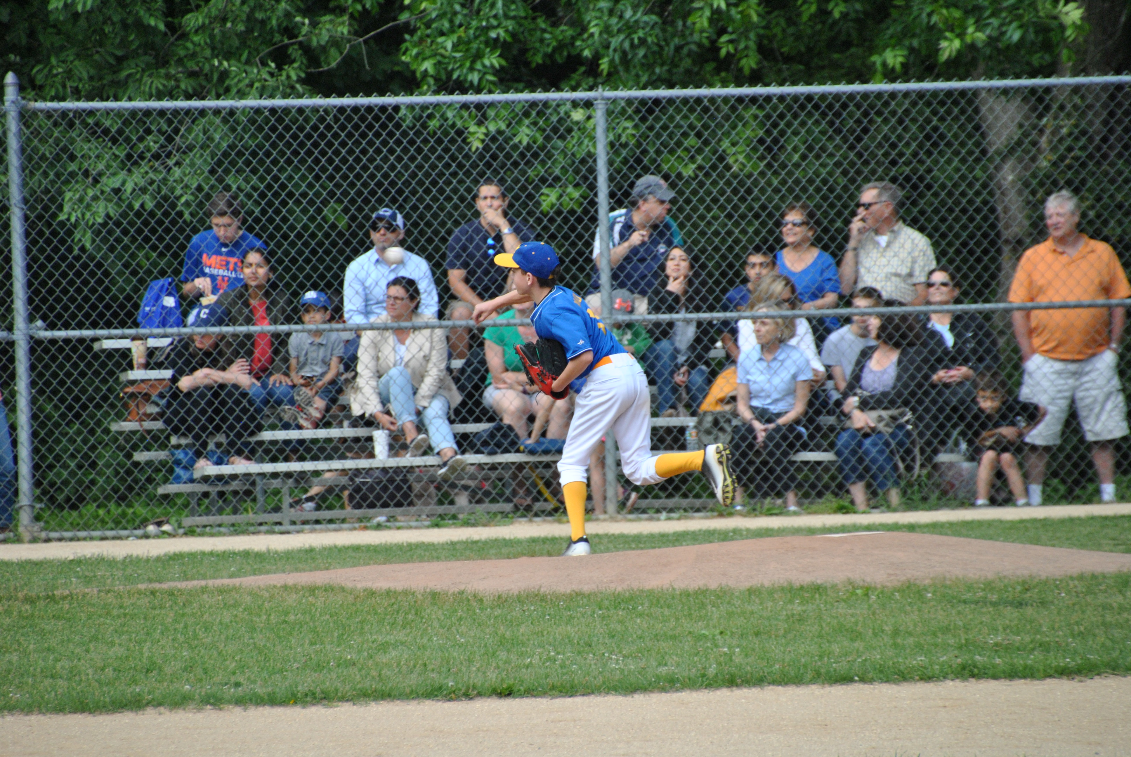 Madison Sweeps Chatham in the 4th Annual Mayors Cup Baseball Tournament
