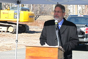 Ground Breaking Ceremony Held at Third and Valley in South Orange, photo 3