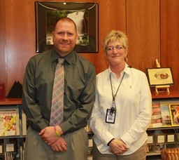 Sparta High School Recognizes Assistant Principals, photo 1