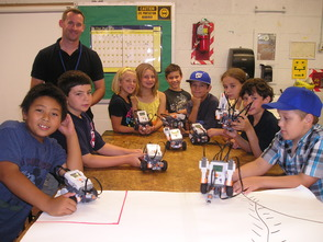 Westfield STEM camp