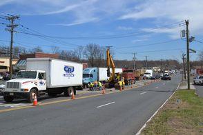 Green Brook Road Closure