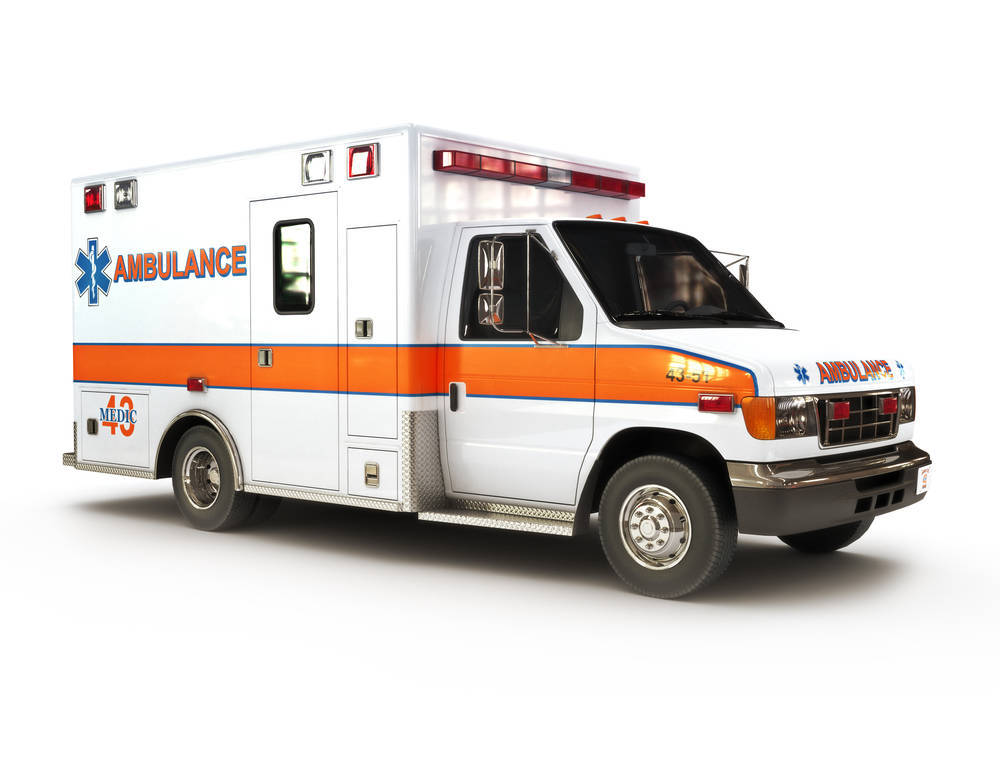 Ambulance Involved In Accident While Transporting Patient