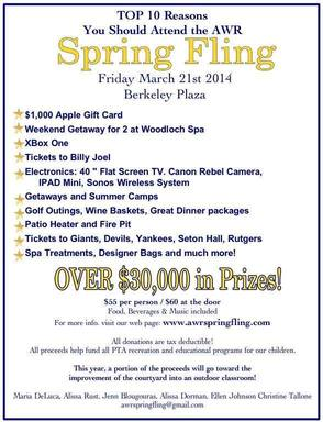 Allen W. Roberts School to Hold Spring Fling Friday, March 21, photo 1