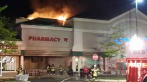 Two-Alarm Fire at Assi Market in Montgomery Township is Under Control in An Hour, photo 6