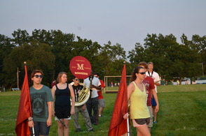 Madison Marching Dodgers Making Music and Marching Toward a New Season, photo 5