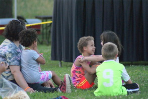 Hundreds Celebrate Independence With Fireworks, Music, photo 13