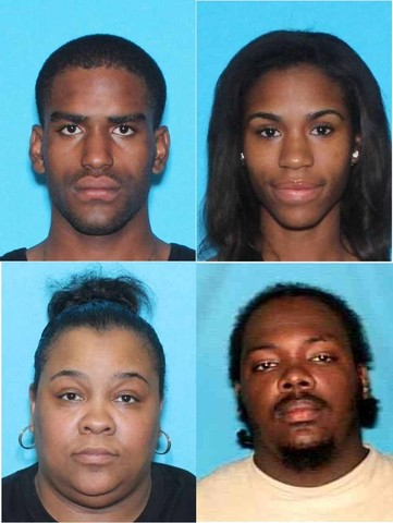 Police Arrest Four Suspects in Home Invasion Crime Spree ...
